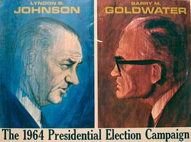Johnson - Goldwater 1964