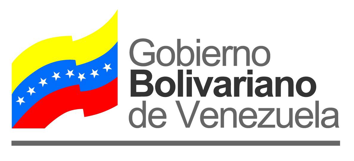 Gobierno bolivariano jingle electoral for Logo del ministerio de interior y justicia