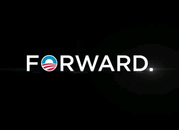 Forward - Lema de Campaña de Barack Obama 2012