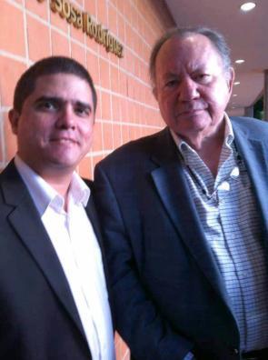 V Coloquio - Totalitarismo, Ideología y Cultura - Mayo 2013. Justo Morao y Germán Carrera Damas.