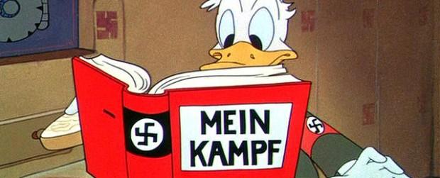 Propaganda E Ideología Política A Través De Dibujos Animados