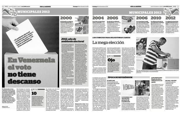 El voto en Venezuela no tiene descanso