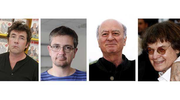 Editor Stephane Charbonnier - Editor de Charlie Hebdo desde 2012 - Junto a célebre dibujantes también asesinados