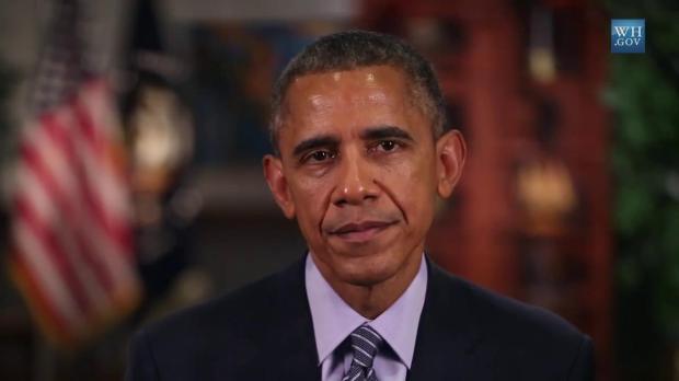 Obama GRAMMY 2015