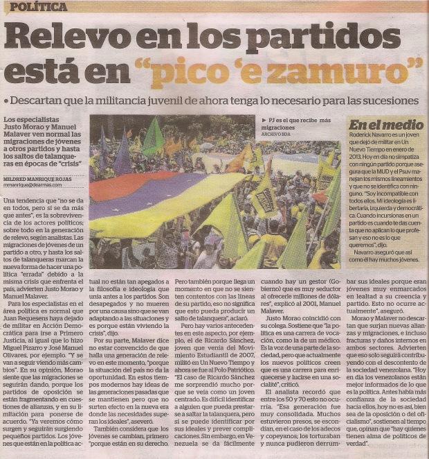 Entrevista del 10 de septiembre de 2015 - Justo Morao