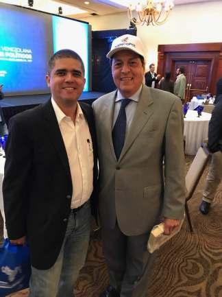 Justo Morao y Gustavo Méndez